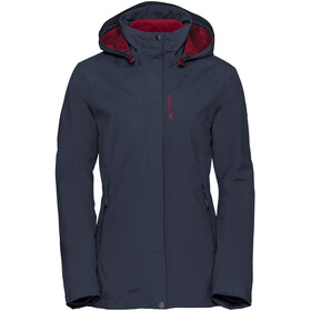 VAUDE Kintail IV 3in1 Jacket Women eclipse